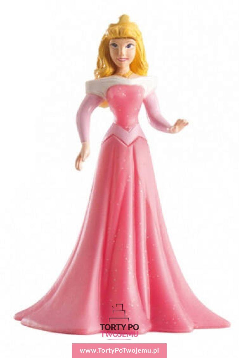Figurka Księżniczka różowa