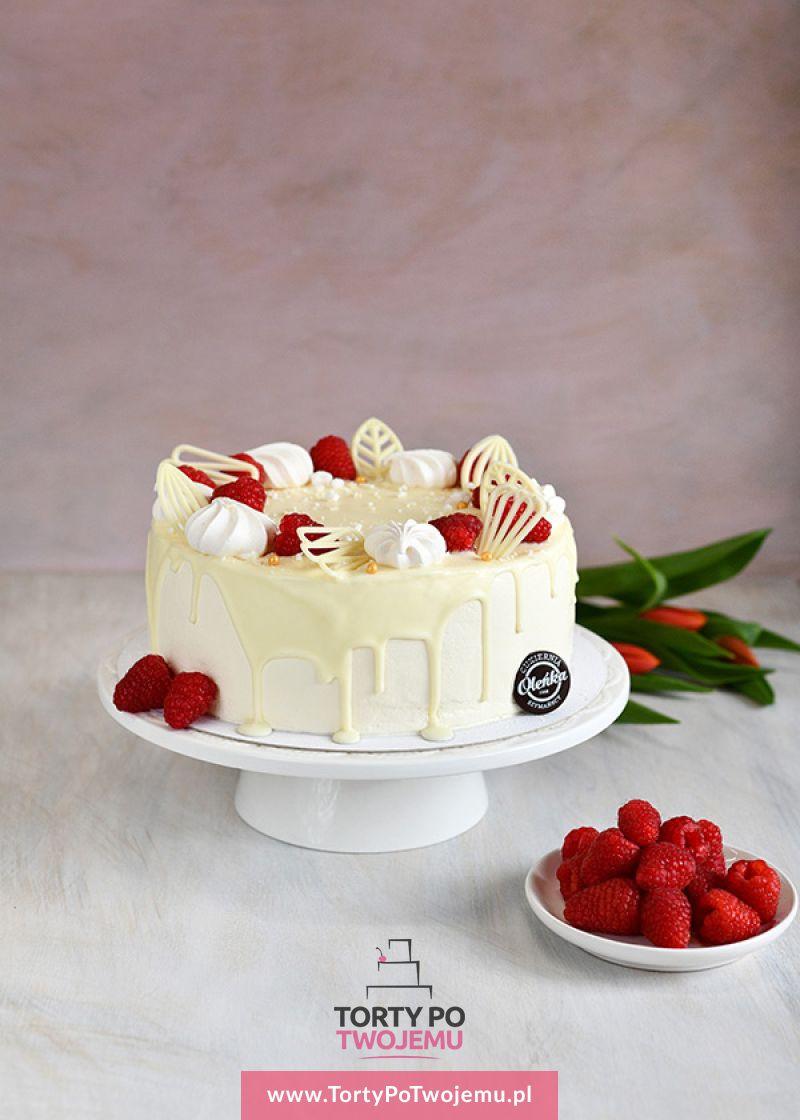 Tort malinowa rozkosz