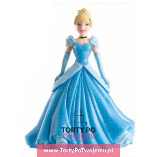 Figurka Księżniczka niebieska